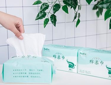 棉柔巾代工公司