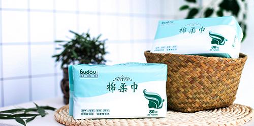 棉柔巾生产厂家讲述棉柔巾和柔纸巾的区别都有哪些?